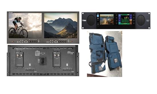 Доставка Аппаратуры для обработки аудио/видео контента