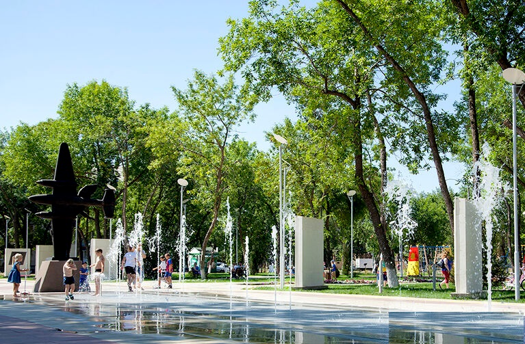 Доставка фонтанного оборудования из Нидерландов