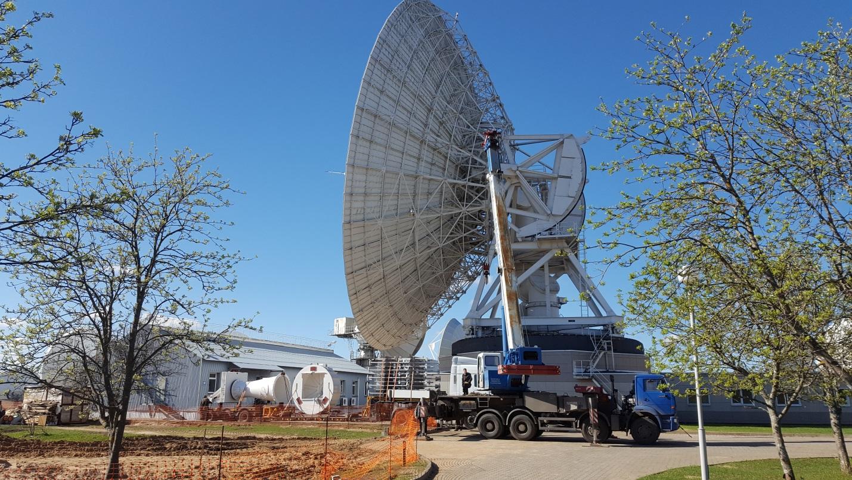 Доставка антенного комплекса