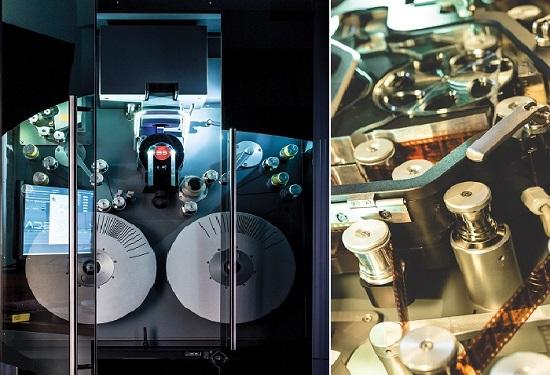 Доставка оборудования для оцифровки кинопленки и фотодокументов